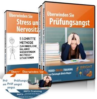Gesamtpaket Prüfungsangst überwinden Training online