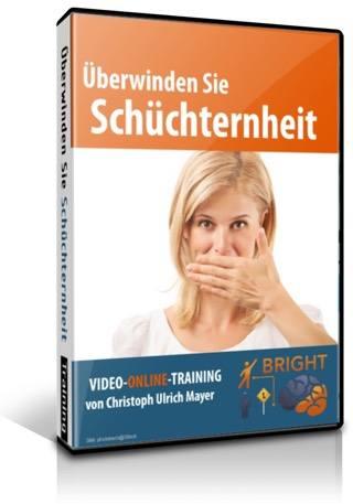 Schüchternheit überwinden und selbstbewusster werden Online-Training