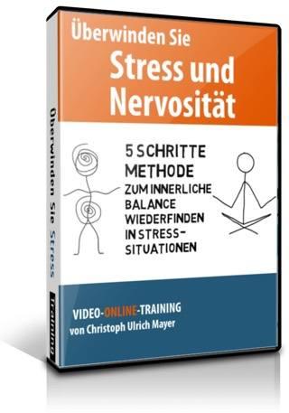 Stress überwinden mit der 5-Schritte-Methode