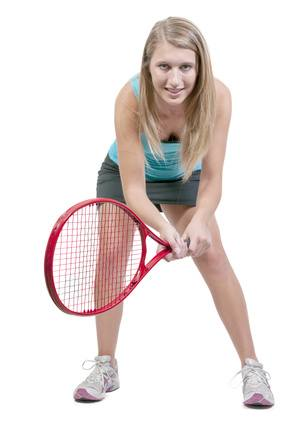 selbstbewusstsein stärken sport Tennis